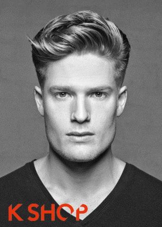Kiểu tóc nam dài đẹp 2017 cực chất mang phong cách cổ điển