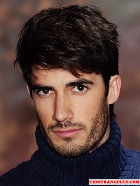 Kiểu tóc nam đẹp lôi cuốn kiểu hàn quốc ưa chuộng nhất 2017