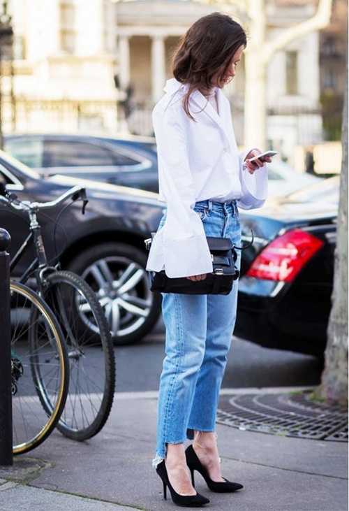 Lời khuyên chân thành đừng coi jeans là món đồ sơ cua
