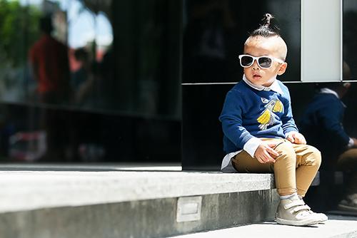 Ngắm thời trang cực chất của con trai ntk cá tính nhất việt nam