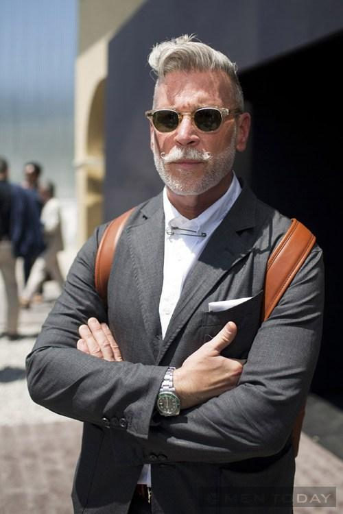 Tham khảo cách mặc áo sơ mi nam đẹp từ milan fw