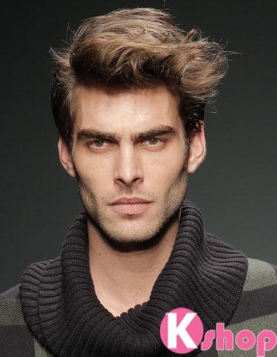 Tổng hợp các kiểu tóc nam đẹp phù hợp với từng khuôn mặt 2017