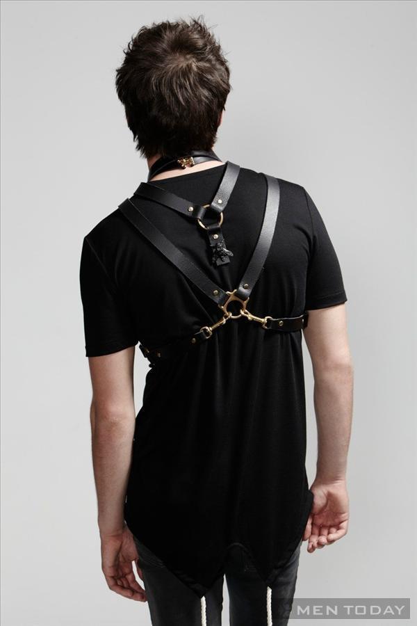 Trang phục hè đơn giản và khỏe khoắn của serpent