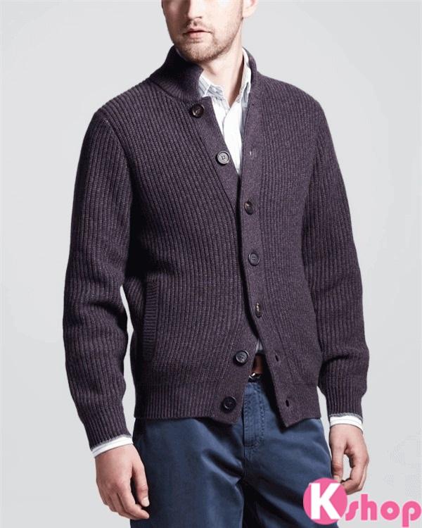 Áo khoác cardigan nam mỏng cho mọi lứa tuổi