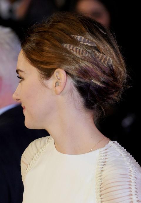 Kiểu tóc cô dâu cực đẹp quyến rũ cuốn hút từ sao hollywood 2017