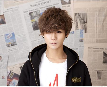 Kiểu tóc nam xoăn tuyệt đẹp cho chàng trẻ trung phong cách