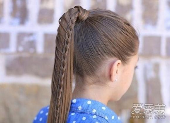 Kiểu tóc tết đuôi ngựa đẹp trào lưu mới khuấy động thời trang hè 2017