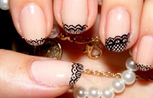 Muôn kiểu móng tay đẹp đơn giản cho các quý cô sang trọng