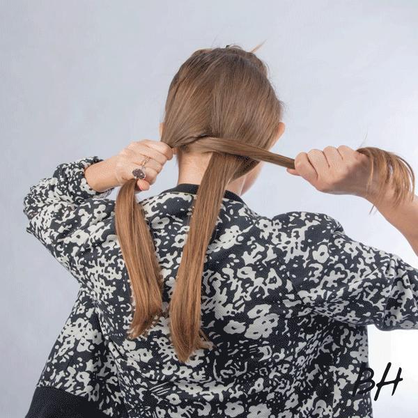 Tết tóc phồng cho cô nàng tóc mỏng dạo phố hè 2017