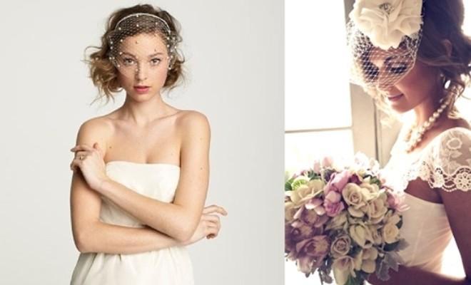Tóc búi rối đẹp đơn giản cho cô dâu trong ngày trọng đại