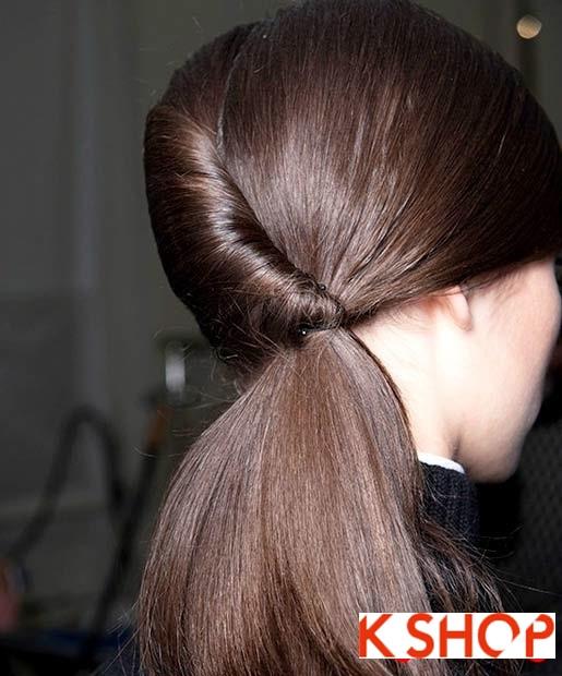 15 kiểu tóc đuôi ngựa đang được giới trẻ lăng xê