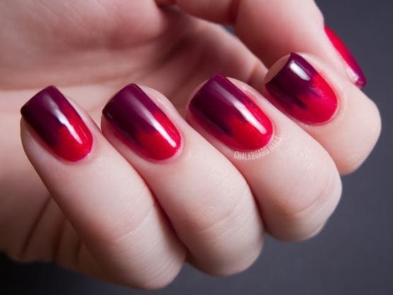 15 mẫu móng tay màu đỏ đẹp quyến rũ trong nắng hè 2017
