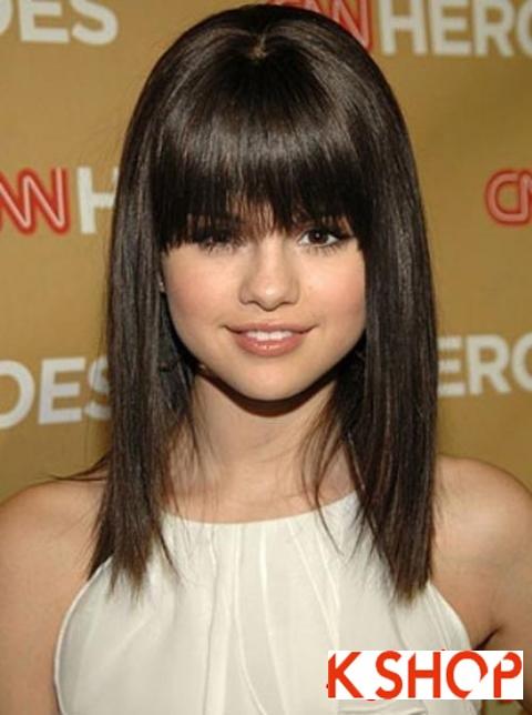5 kiểu tóc cho bạn gái tóc thưa thêm duyên dáng