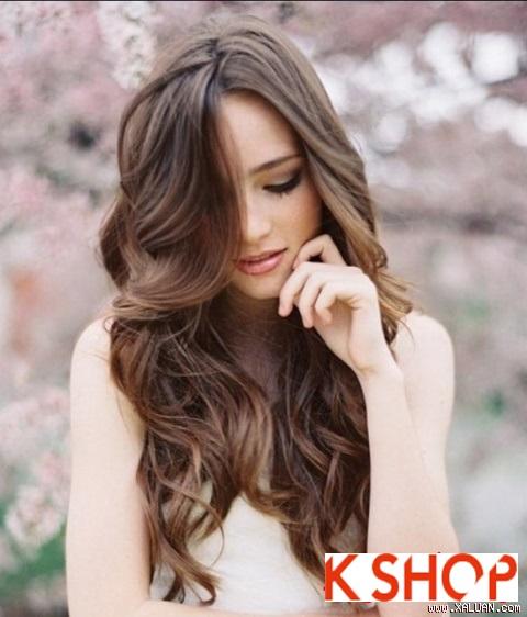 Cách làm kiểu tóc xoăn bồng đẹp tự nhiên đơn giản