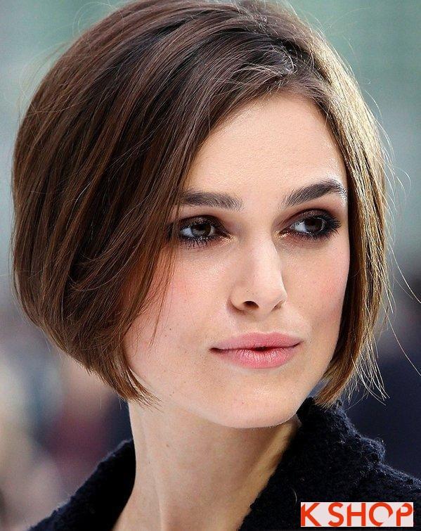 Những kiểu tóc ngắn đẹp phù hợp mọi khuôn mặt bạn gái 2018