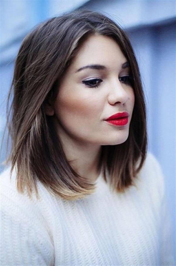 Những kiểu tóc nhuộm ombre tuyệt đẹp cho cô nàng tóc ngắn