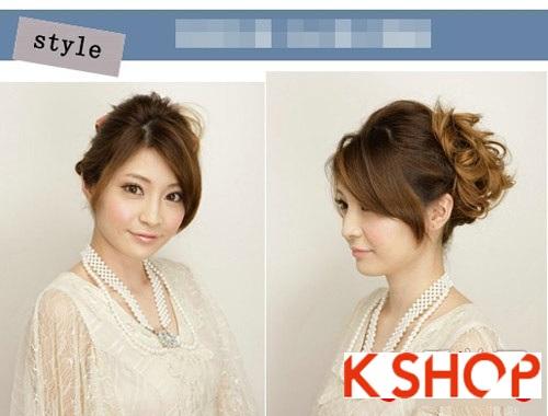 Một số kiểu tóc cho bạn gái dễ thương đầy lôi cuốn