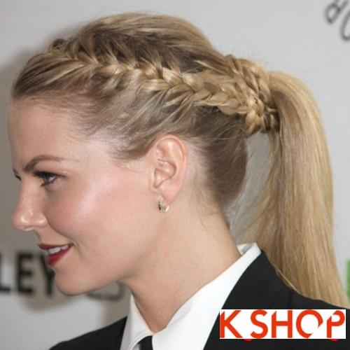 Xu hướng tóc tết đẹp đầy lôi cuốn bạn gái nên biết