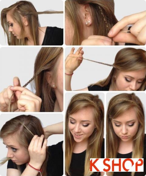 6 cách tạo kiểu tóc thẳng dài đẹp 2017 đơn giản cho cô nàng điệu đà