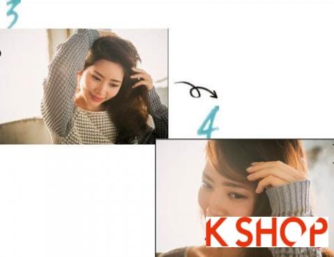 Cách làm 3 kiểu tóc đẹp đơn giản cho bạn gái