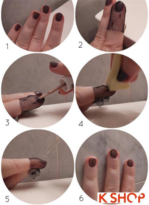 Cách vẽ móng tay vẩy rắn đẹp ấn tượng bạn gái không thể bỏ qua 2017