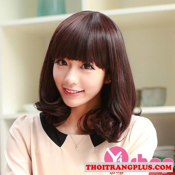 Gợi ý 3 kiểu tóc ngắn ngang vai đẹp cho nàng quyến rũ