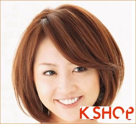 Gợi ý kiểu tóc cho bạn gái có khuôn mặt tròn năm 2017