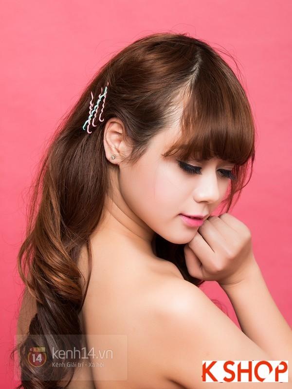 Hướng dẫn làm tóc đẹp bằng kẹp tăm đơn giản dễ làm tại nhà