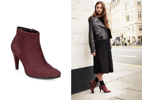 tuyệt chiêu chọn giày cao gót mùa thu đông