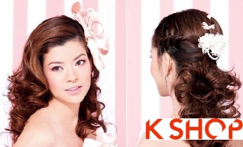 3 kiểu tóc tết cô dâu đơn giản mà quyến rũ trong ngày trọng đại