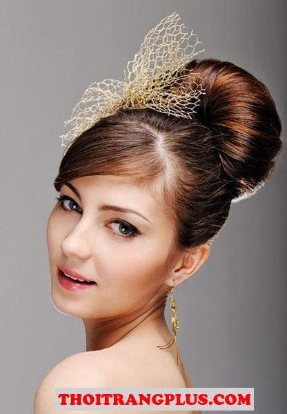 5 tóc cô dâu đẹp 2017 cho bạn gái xinh xắn lộng lẫy cuốn hút