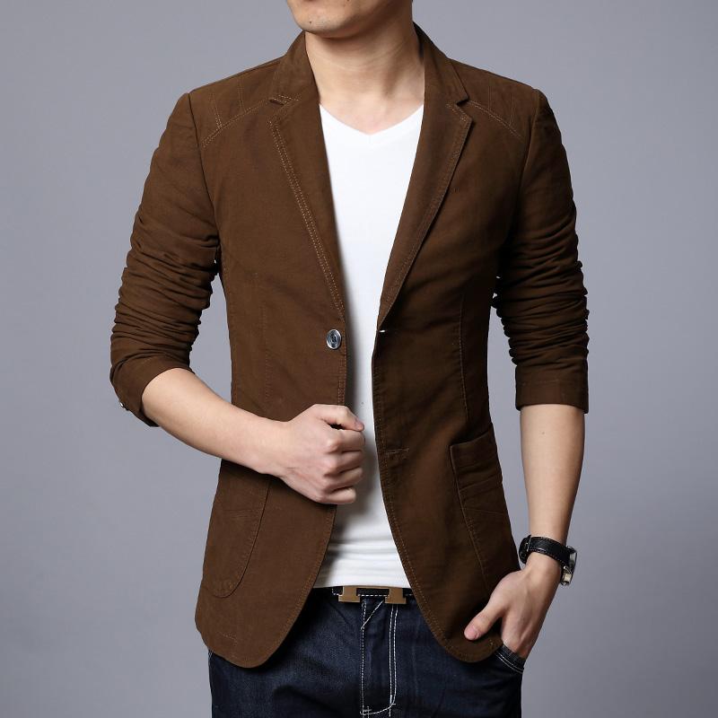 Áo khoác vest nam đầy màu sắc cá tính tới công sở
