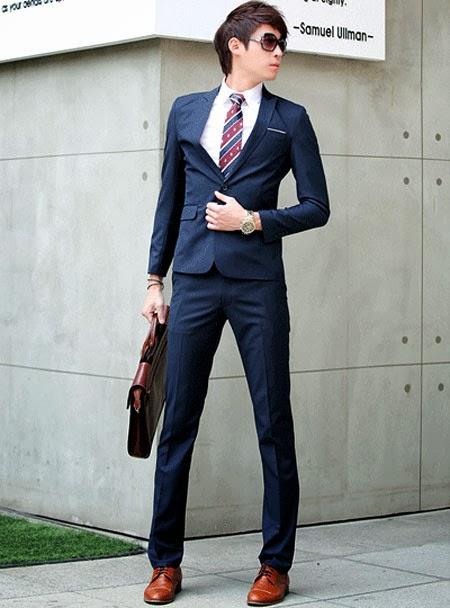 Bộ sưu tâp áo vest nam công sở lịch lãm phong cách