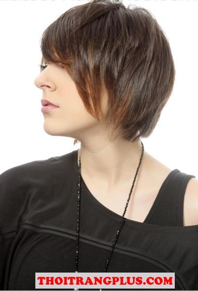 Những kiểu tóc ngắn đẹp phong cách châu âu ấn tượng