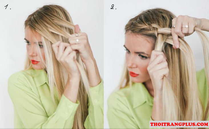Những kiểu tóc vintage đẹp hè 2017 cho nàng ngọt ngào duyên dáng