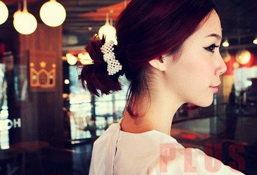 Tóc ngắn phong cách hàn quốc đẹp 2017 cho bạn gái tự tin
