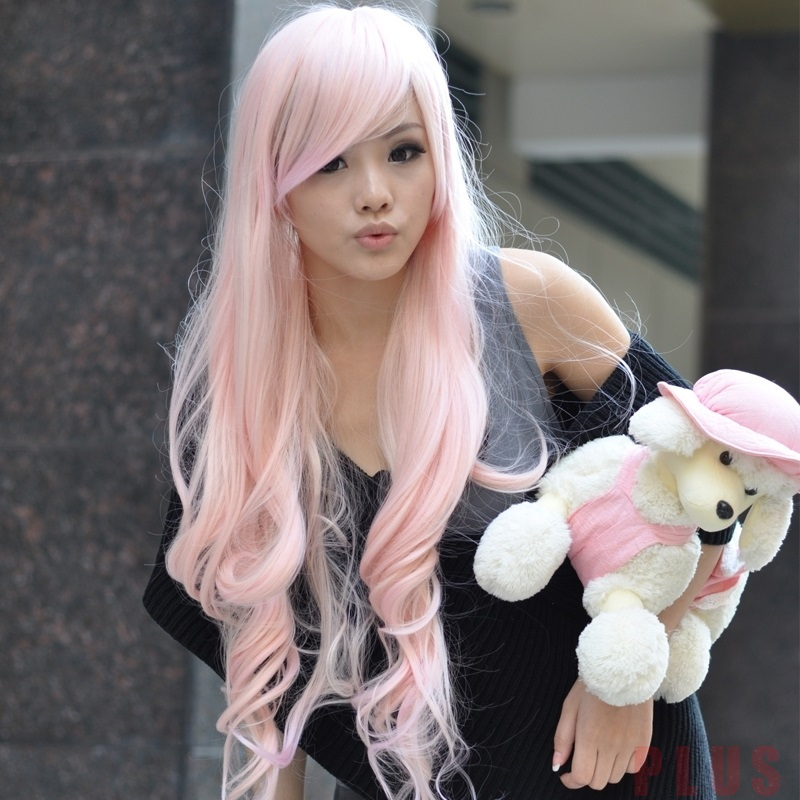 Tóc xoăn dài đuôi đẹp hàn quốc cho bạn gái cuốn hút 2017