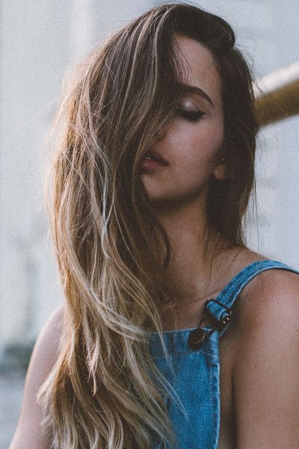 Kiểu tóc đẹp 2017 cho bạn gái đến trường xinh xắn dễ thương