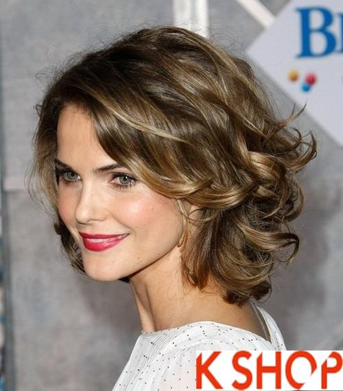 Kiểu tóc đẹp hiện đại 2017 phù hợp cho cô nàng khuôn mặt mũm mĩm