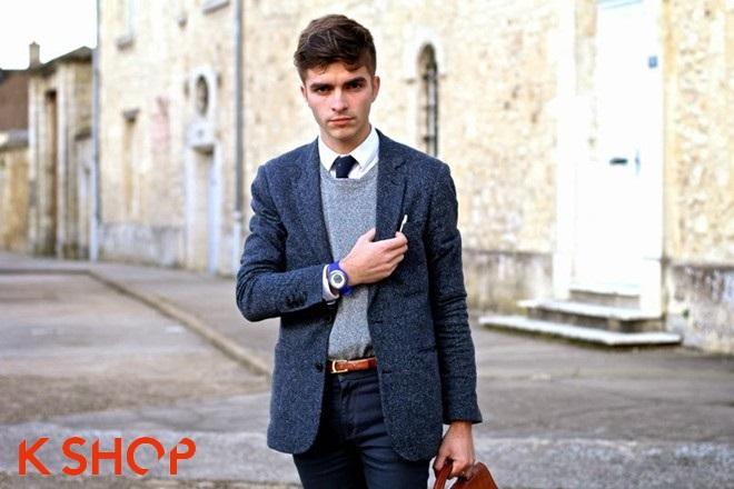 Mix thời trang nam phong cách đường phố sành điệu cùng matthias c