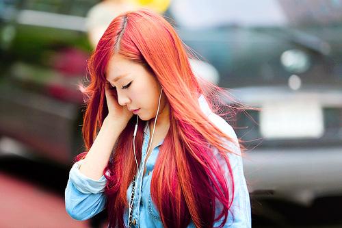 Tóc nhuộm ombre hot xuân hè 2017 cho cô nàng cá tính sành điệu