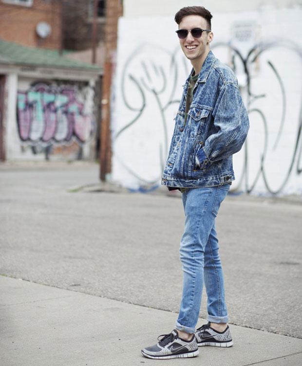 Xu hướng thời trang nam đẹp dáng vẻ thể thao mạnh mẽ dạo phố đông 2017