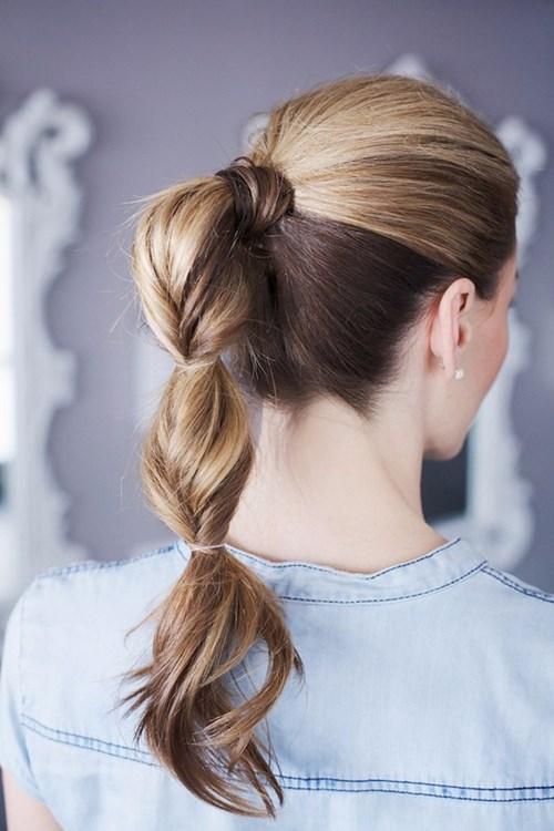 16 kiểu tóc duyên dáng cho mùa lễ hội chỉ cần 5 phút là xinh luôn