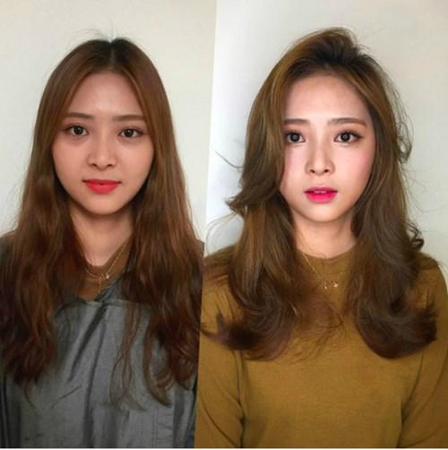 Loạt ảnh chứng minh sức mạnh của việc thay đổi kiểu tóc