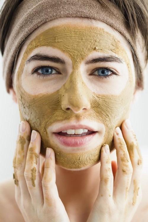 Mặt nạ tự chế tại gia giúp da mặt đẹp phát hờn