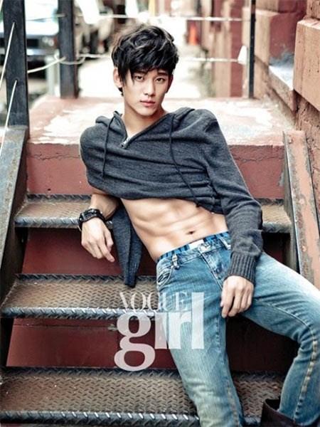 10 anh chàng sở hữu cơ bụng sáu múi đẹp nhất xứ kim chi