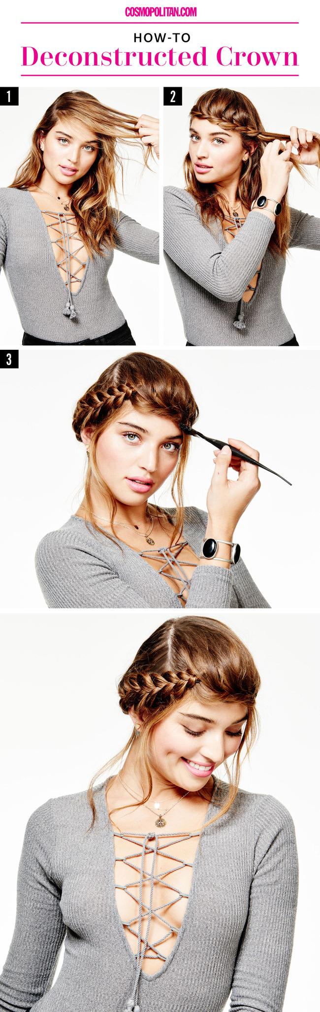 Các bước đơn giản để thực hiện 3 kiểu tóc tết đẹp cho ngày lễ thêm xinh đẹp