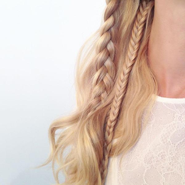 Cách làm 7 kiểu tóc tuyệt đẹp đơn giản cho nàng chỉ cần vài phút