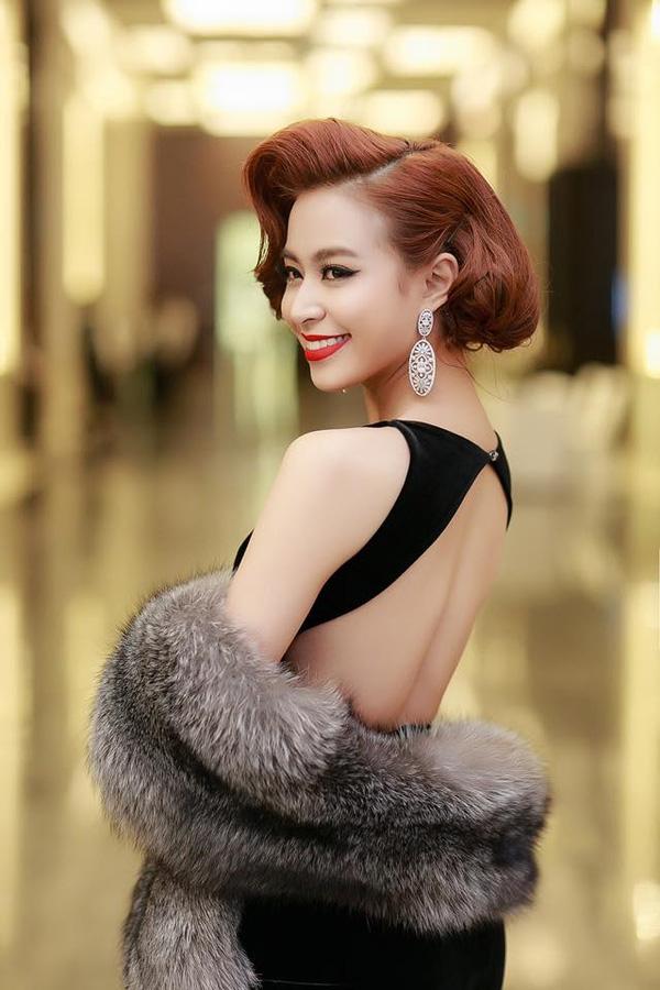 Chiêm ngưỡng 4 kiểu tóc ngắn đẹp của mỹ nhân sao việt