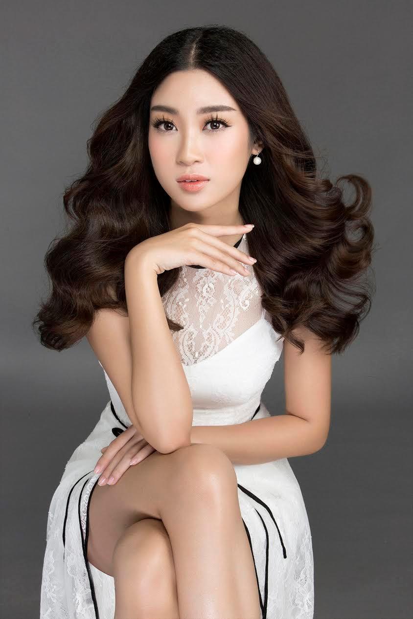 Hoa hậu đỗ mỹ linh đẹp hơn sau vài tháng đăng quang